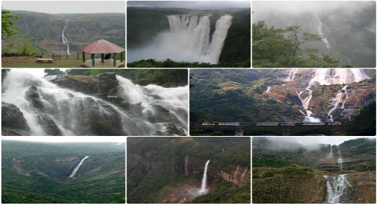 Top 10 Highest Waterfalls in India