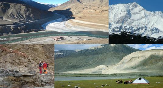 Trekking In India