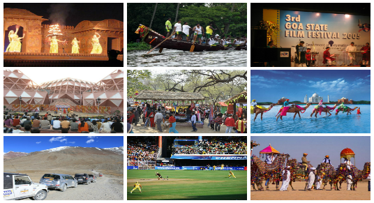 Top 10 Events in India 2014