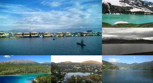 top 10 lakes in india